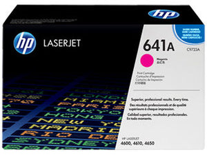 HP C9723A #641A Yellow Toner Cartridge For Colour Laserjet 4600