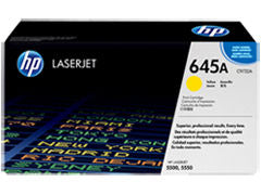 HP C9732A #645A Magenta Toner Cartridge For Colour Laserjet 5500