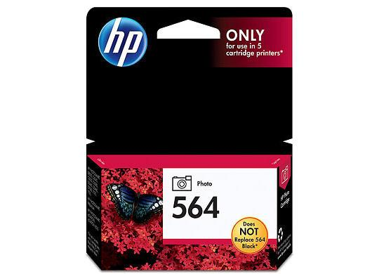 HP CB317WN #564 Photo Black Ink Cartridge Sensormatic
