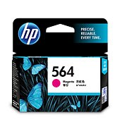 HP CB319WN #564 Magenta Ink Cartridge Sensormatic