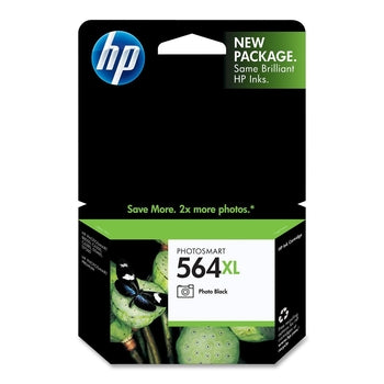 HP CB322WN #564XL Photo Black Ink Cartridge Sensormatic