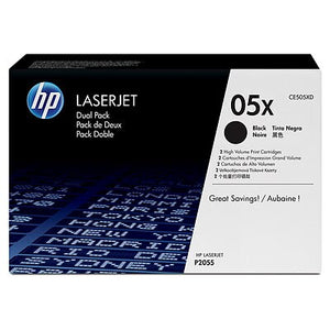 HP CF226X #26X Black Dual Pack For Pro M402 MFP M426