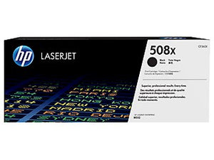 HP CF360X #508X Black HY Toner For Color Laserjet  M552dn / M553dn