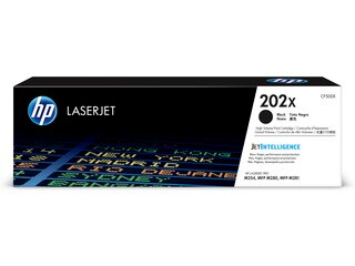 HP CF500X #202X Black HY Toner For Color Laserjet Pro M254/M280 Series