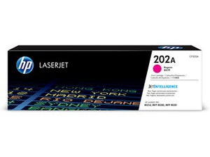 HP CF503A #202A Magenta Toner For Color Laserjet Pro M254/M280 Series