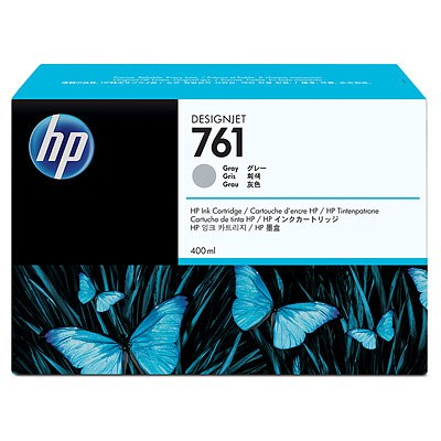 HP CM995A HP #761 400ml Gray Ink Cartridge