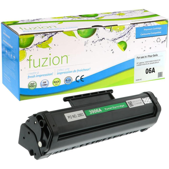 Alternative toner for use with HP Laserjet 5L Series 06A C3906A