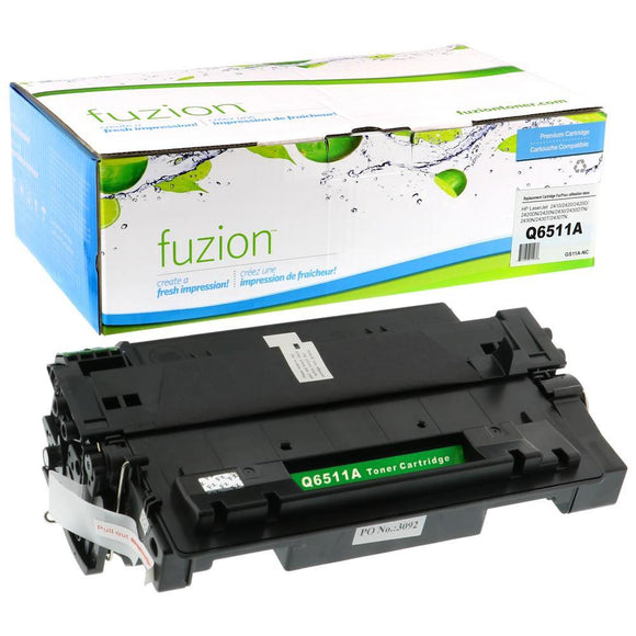 Alternative toner for use with HP Laserjet 2400 Series 11A Q6511A