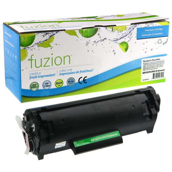 Alternative toner for use with HP Laserjet 1012/1020 #12X Q2612X