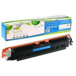 Alternative Cyan toner for use with HP Colour Laserjet Pro CP1025 #126A CE311A