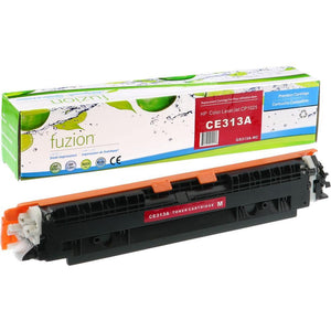 Alternative Magenta toner for use with HP Colour Laserjet Pro CP1025 #126A CE313A