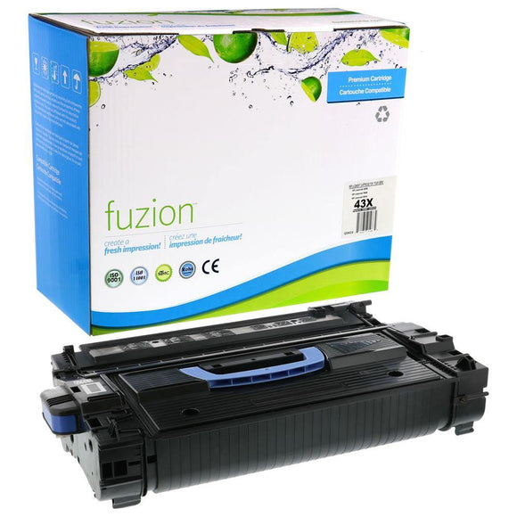 Alternative toner for use with HP Laserjet 9000 Series 43X C8543X