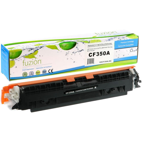 Alternative Black toner for use with HP LaserJet PRO MFPM176N #130A CF350A