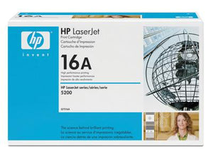 HP Q7516A Black Toner For Laserjet 5200 Series