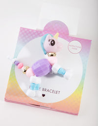 Kids Transforming Unicorn Bracelet - link has visual effect only
