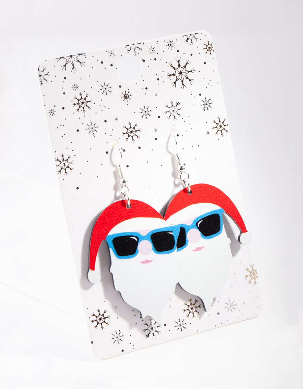Cool Santa Drop Earring