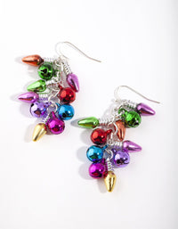 Silver Multi Jingle Earring - link has visual effect only