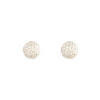 Gold Diamante Fireball Stud Earring - link has visual effect only