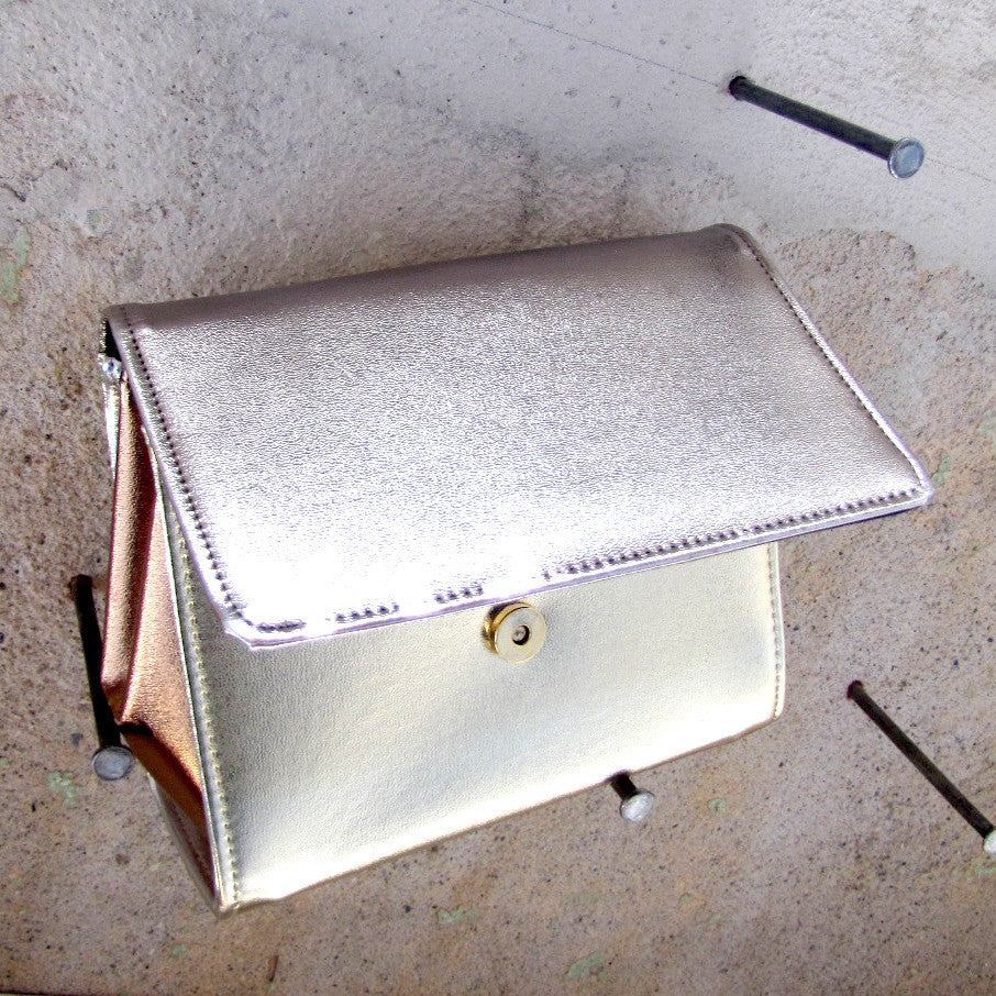 Purse - Multi Metallic
