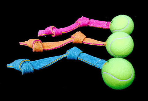 Knottyball - Green Planet Pet Products - Ball Toys - 1