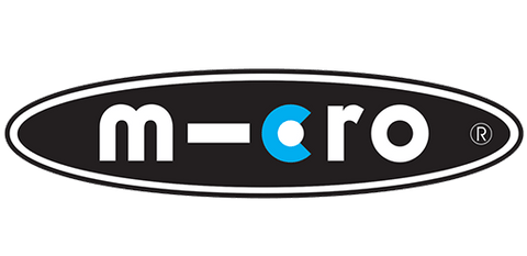 Micro Electric Scooter Brand Logo