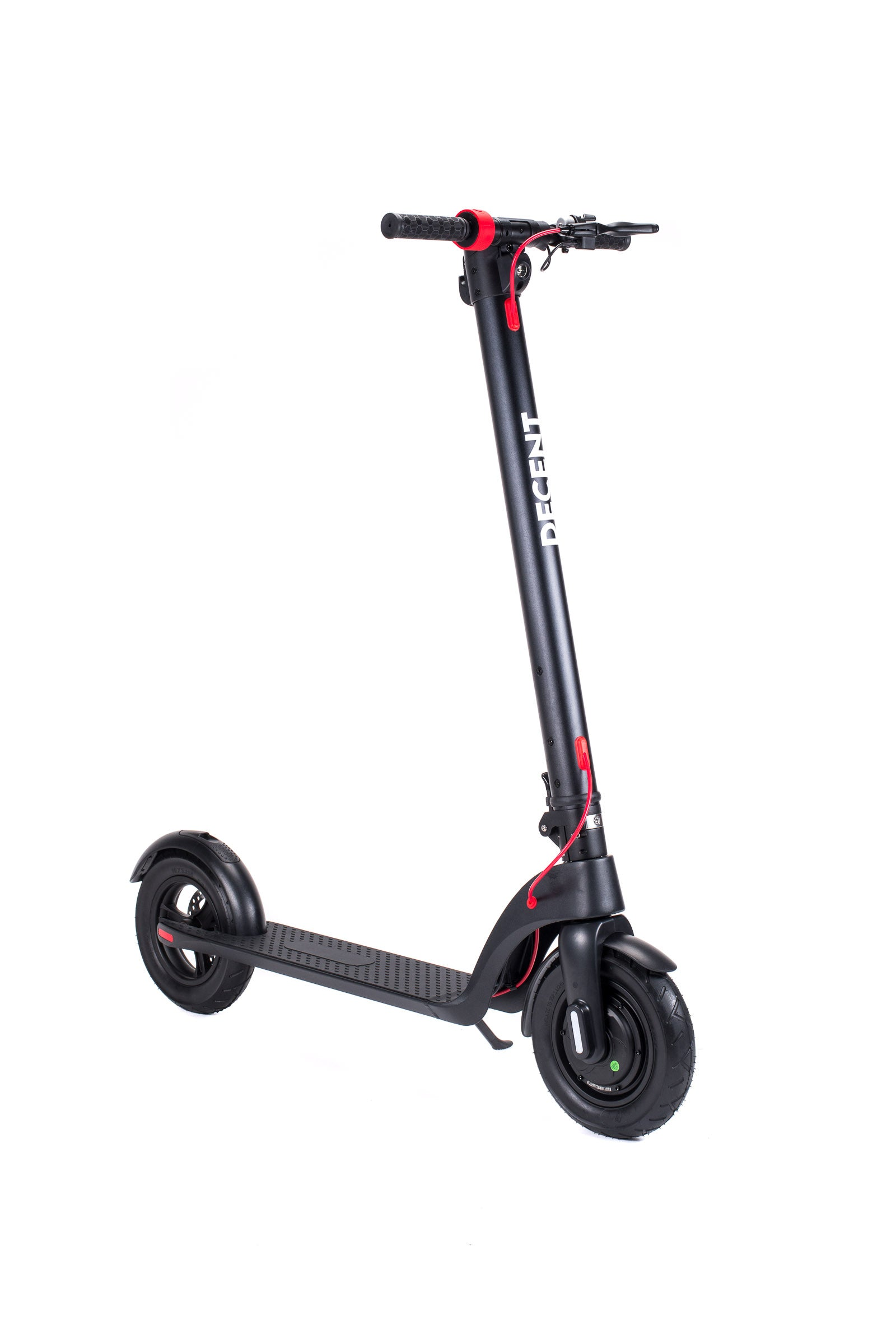 Decent X7 Electric Scooter Side View