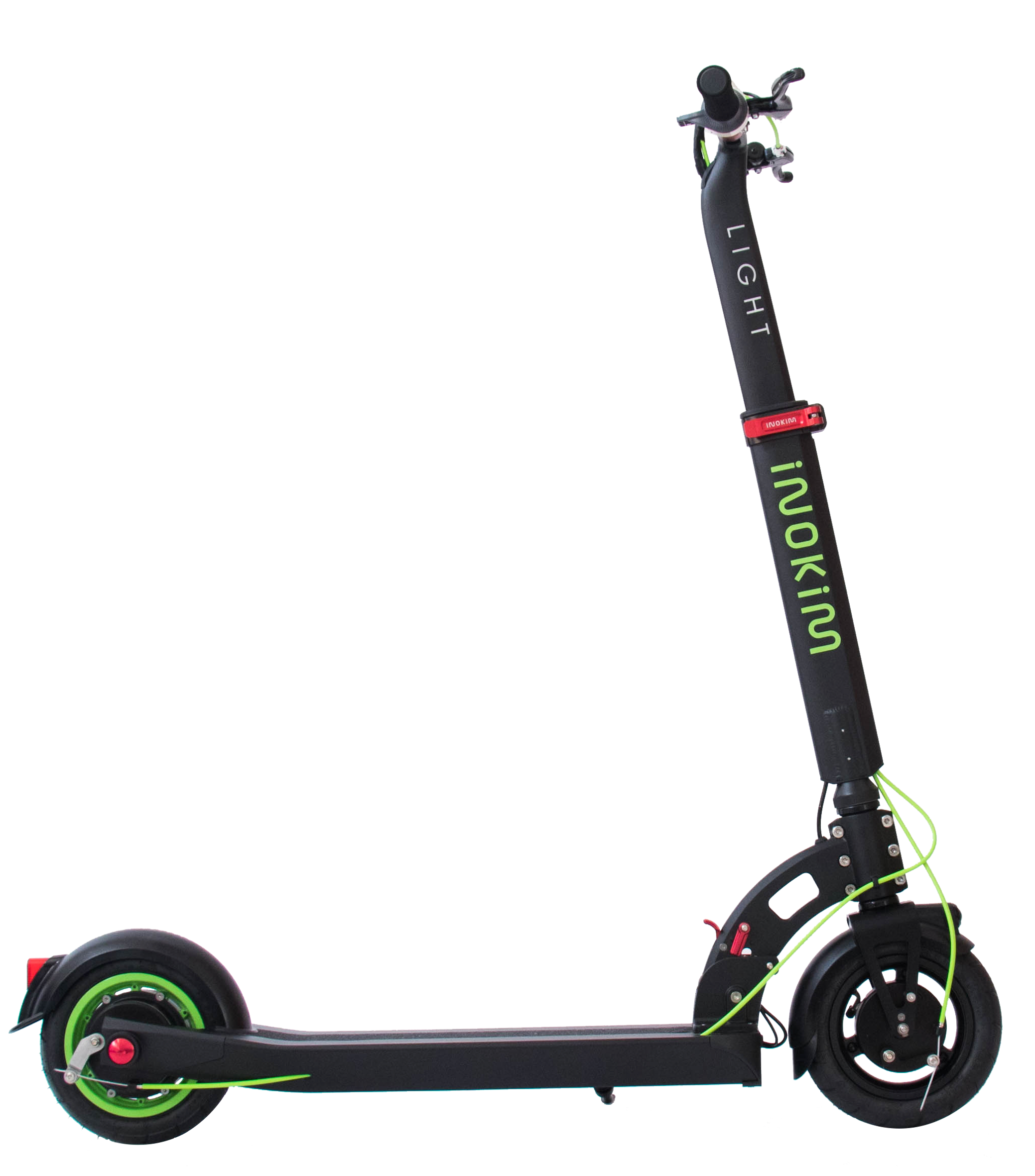 Inokim Light 2 Electric Scooter Side View Image