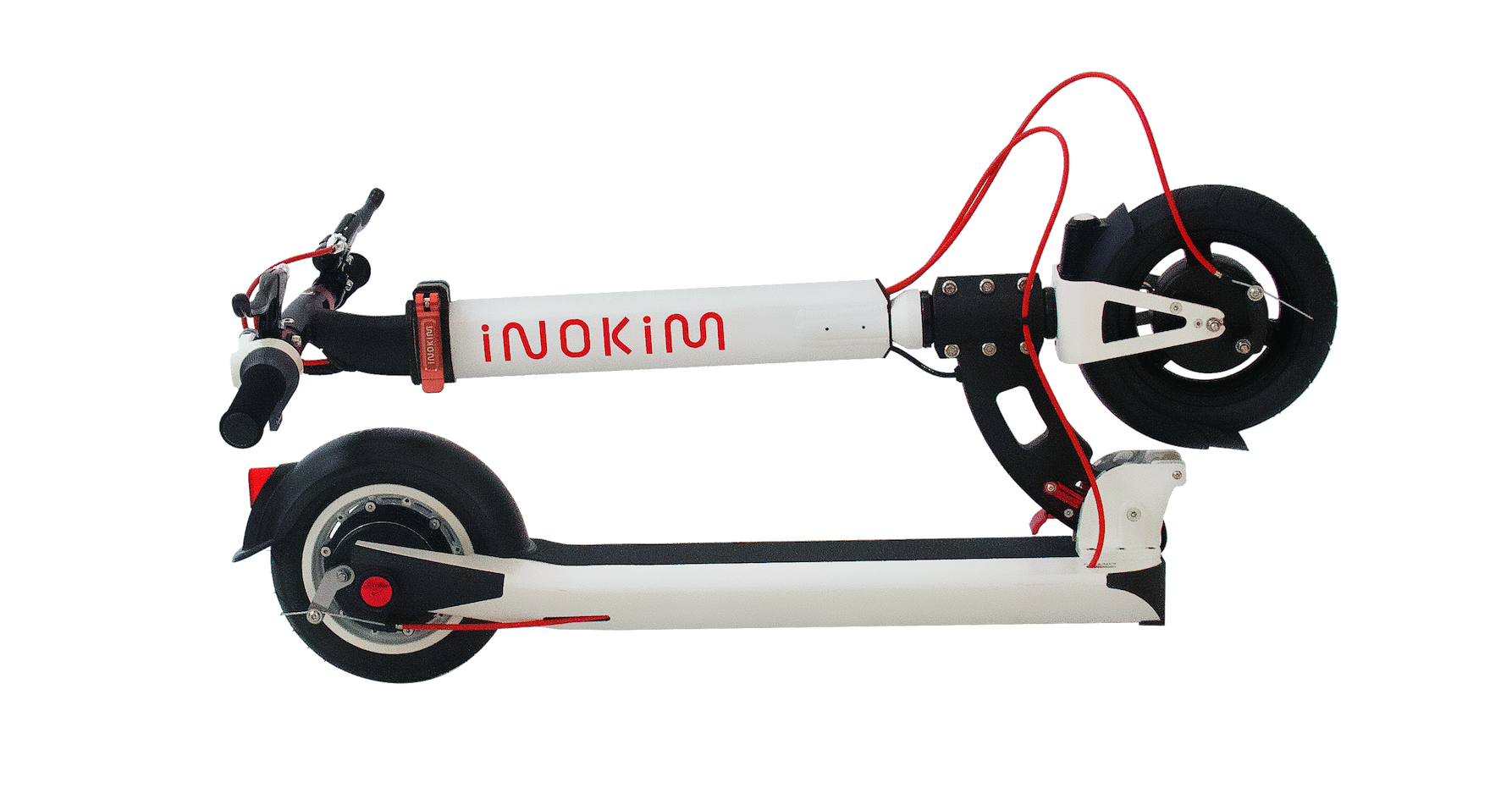 Inokim Light 2 White Electric Scooter