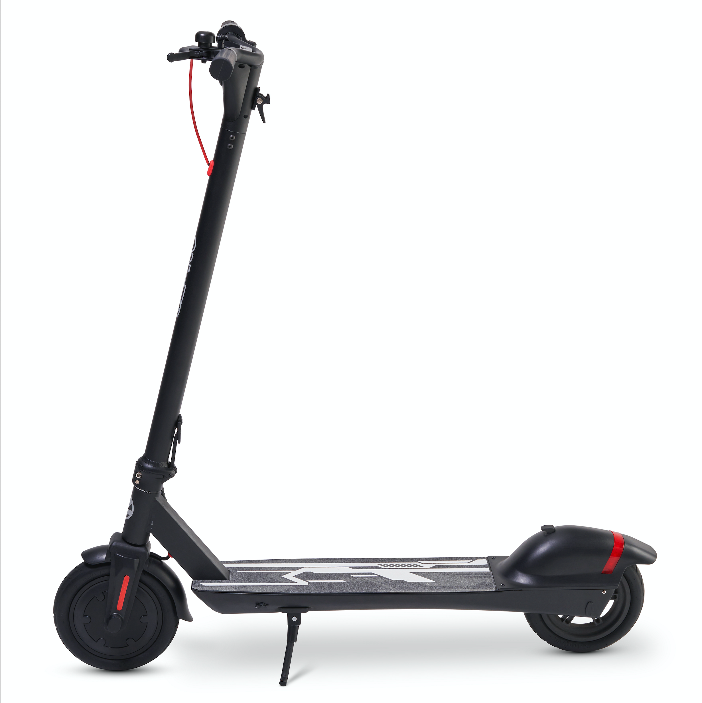 Zinc Eco Max Electric Scooter Profile View