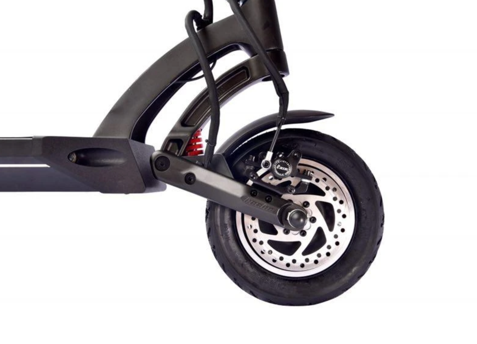 Kaabo Mantis Pro Electric Scooter Front Suspension Image