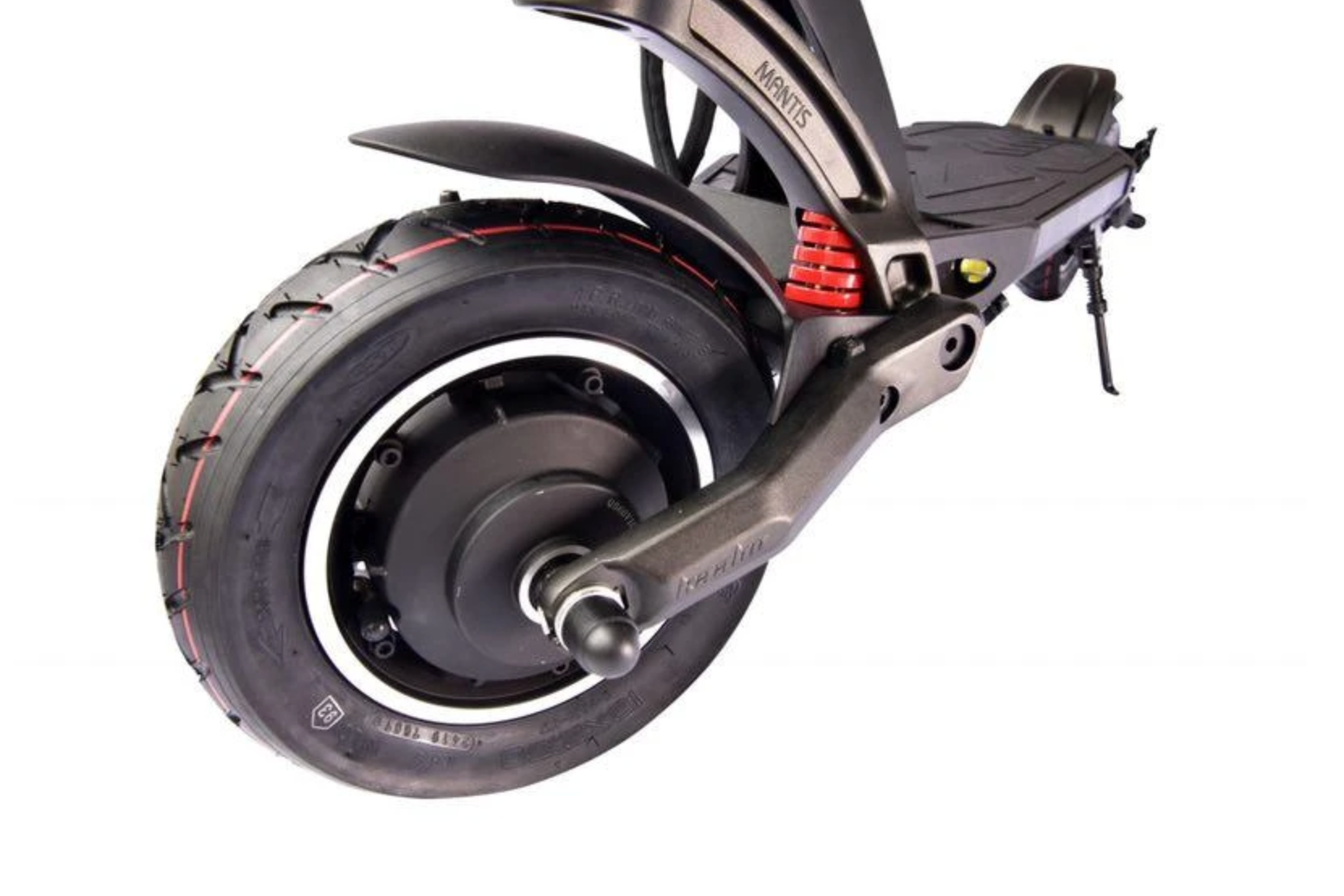 Kaabo Mantis Pro Electric Scooter Front Wheel Image
