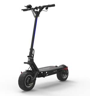 Dualtron Thunder Electric Scooter Side View Image