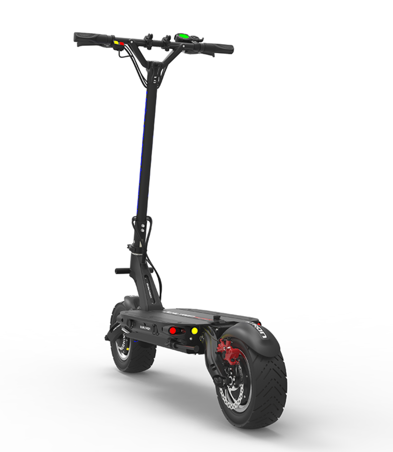 Dualtron Thunder Electric Scooter Rear View Image