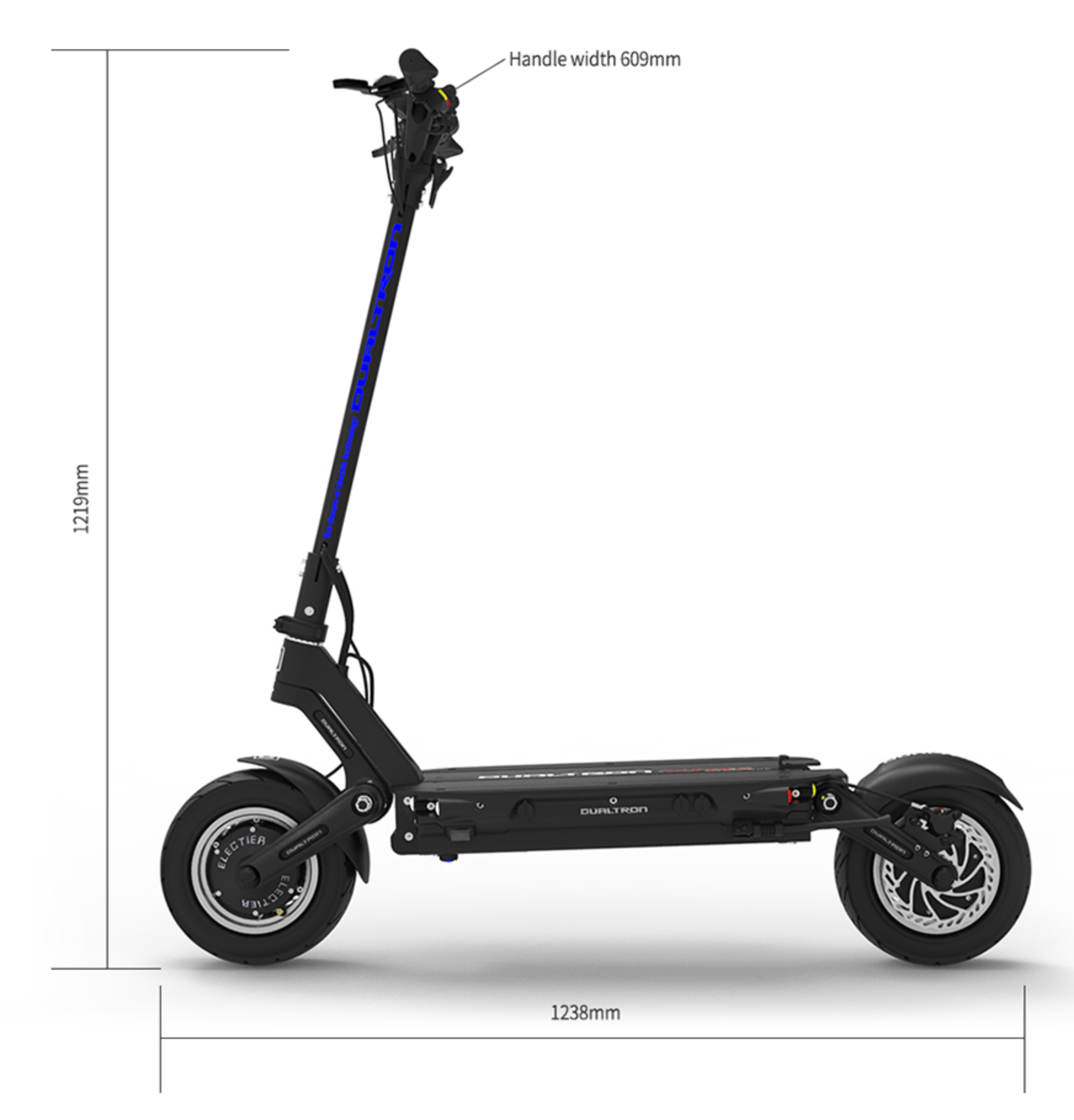 Dualtron Thunder Electric Scooter Main Image