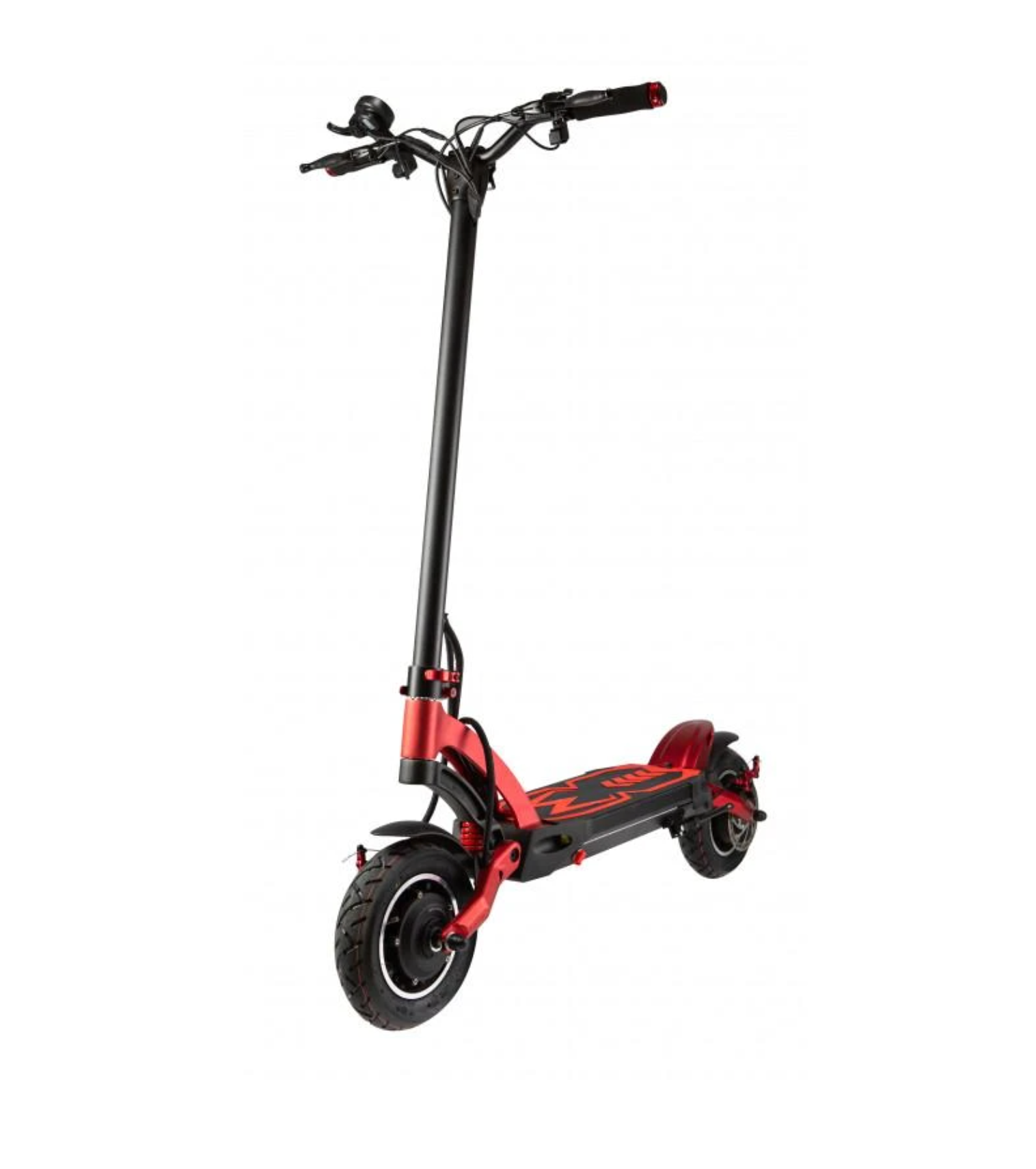 Kaabo Mantis Pro Red Electric Scooter
