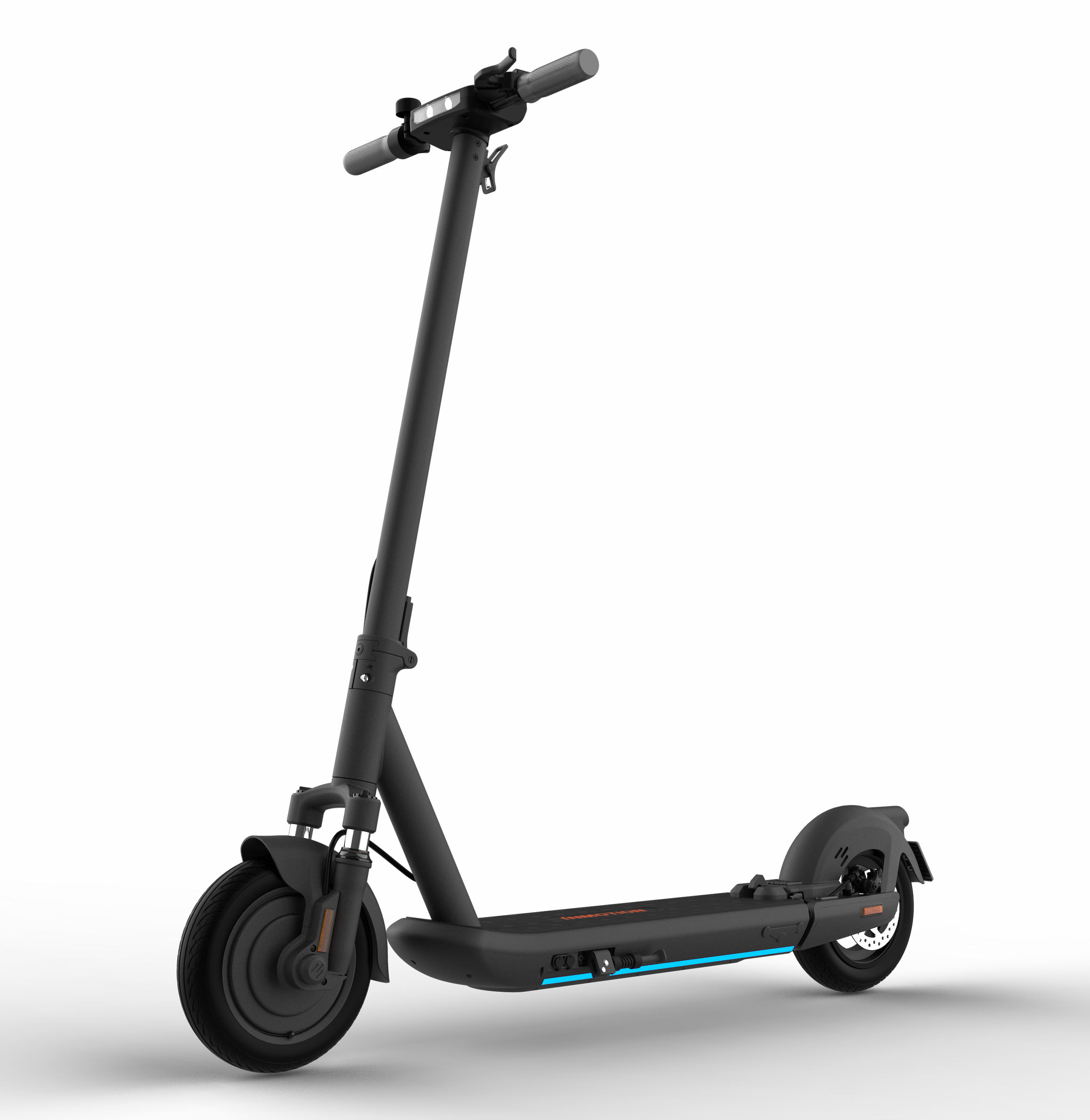Inmotion L9 Electric Scooter Side View