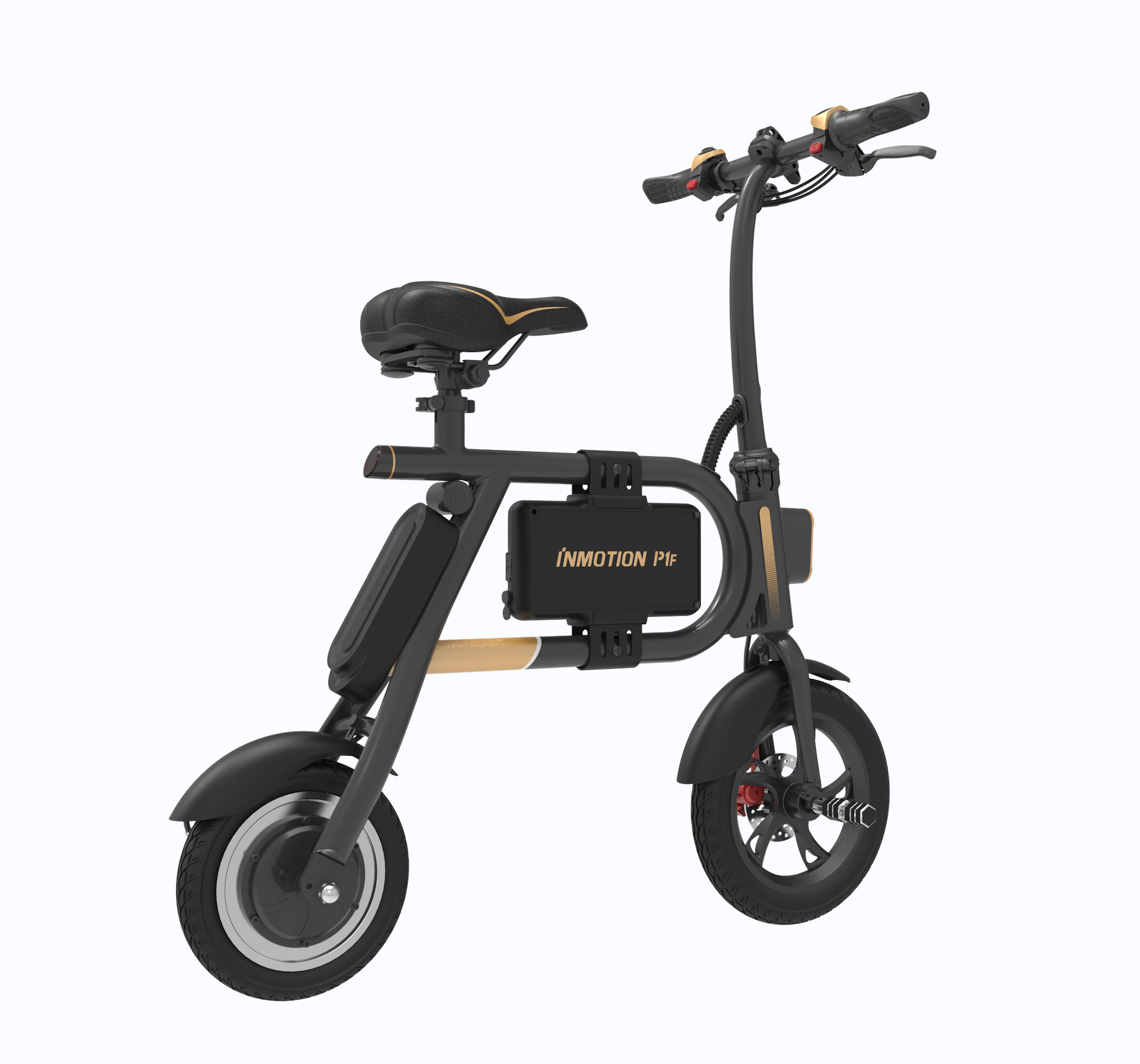 InMotion P1F Electric Scooter Reverse Image