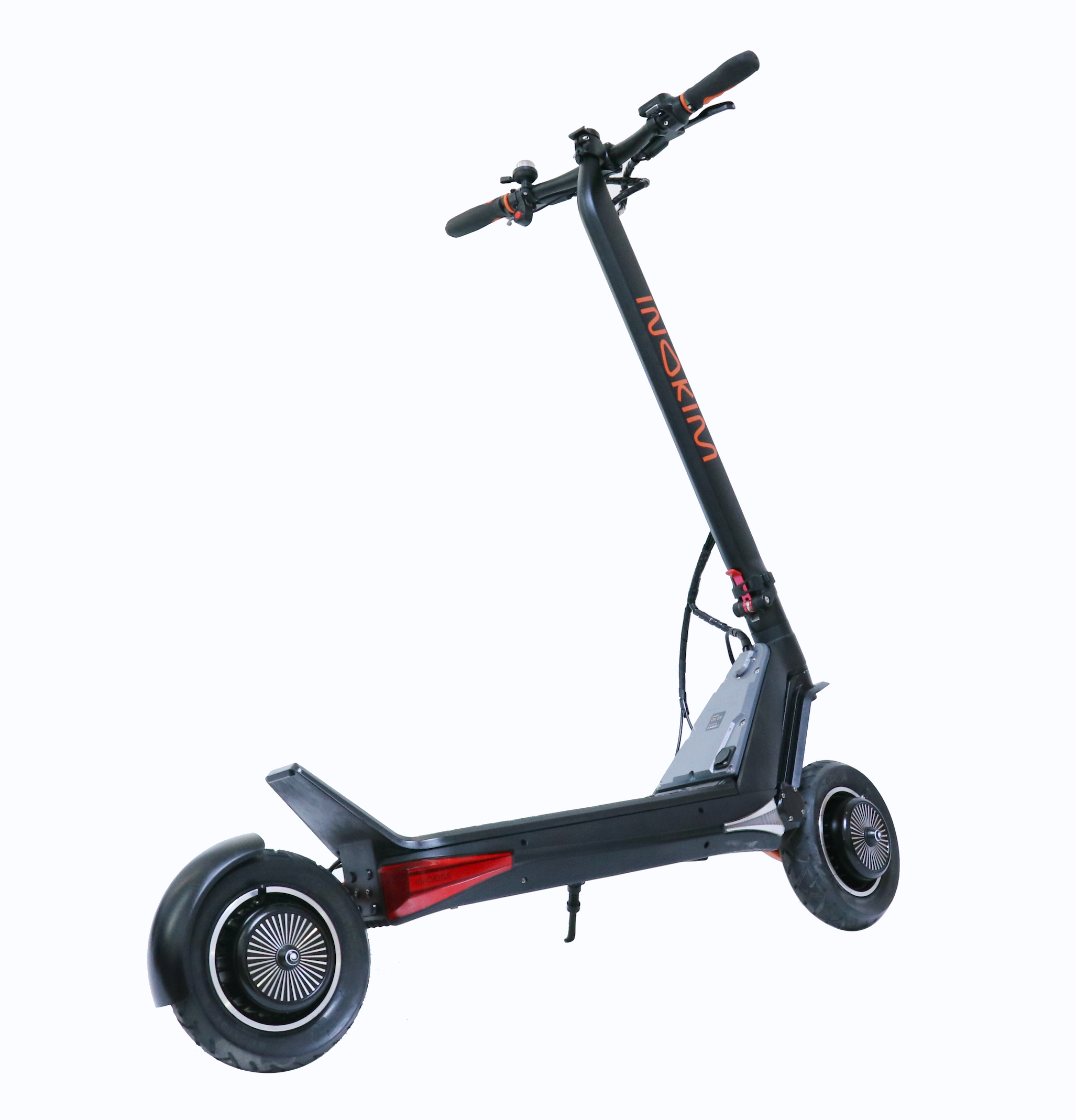 Inokim OXO Electric Scooter Side View Image