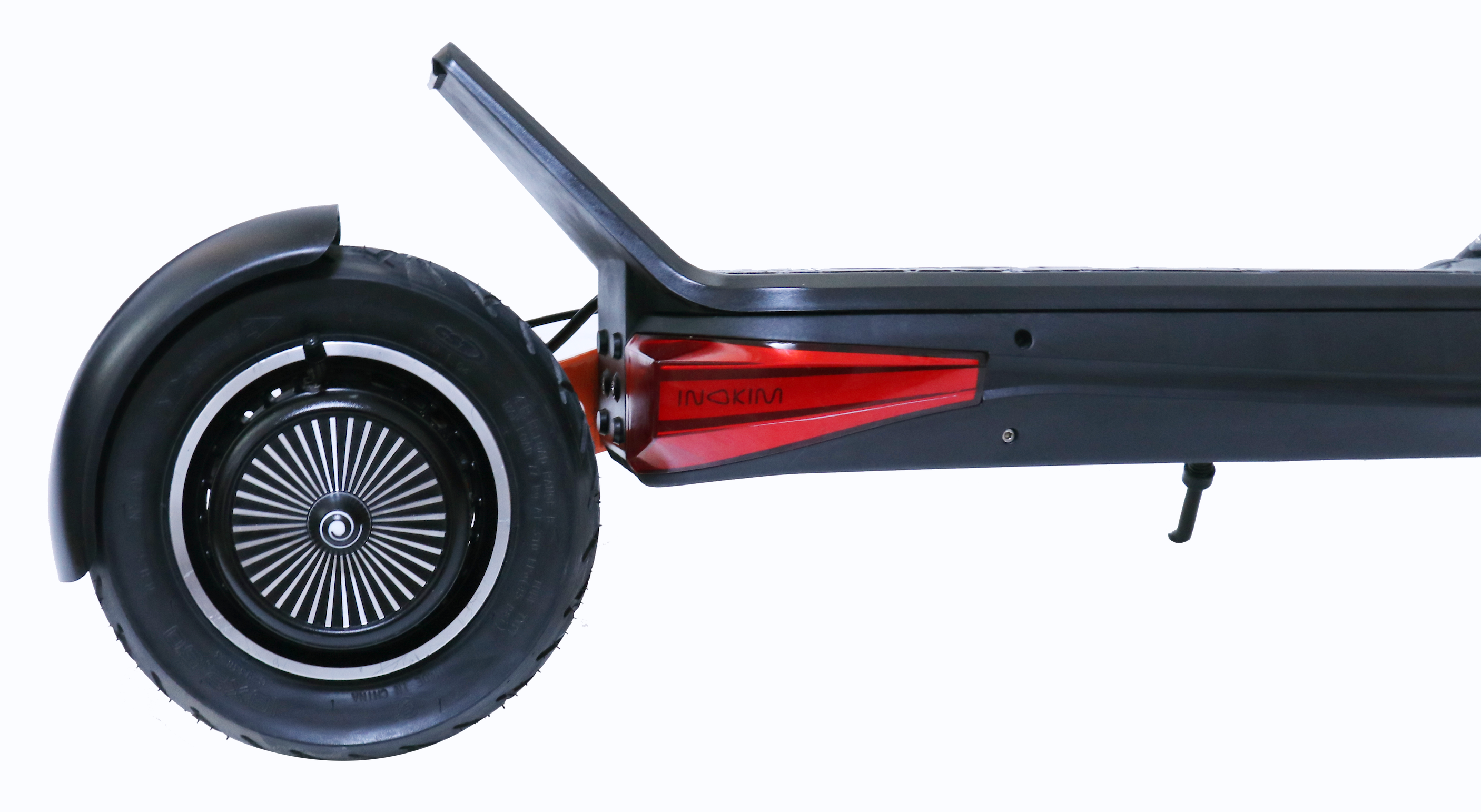 Inokim OXO Electric Scooter Rear Wheel Image