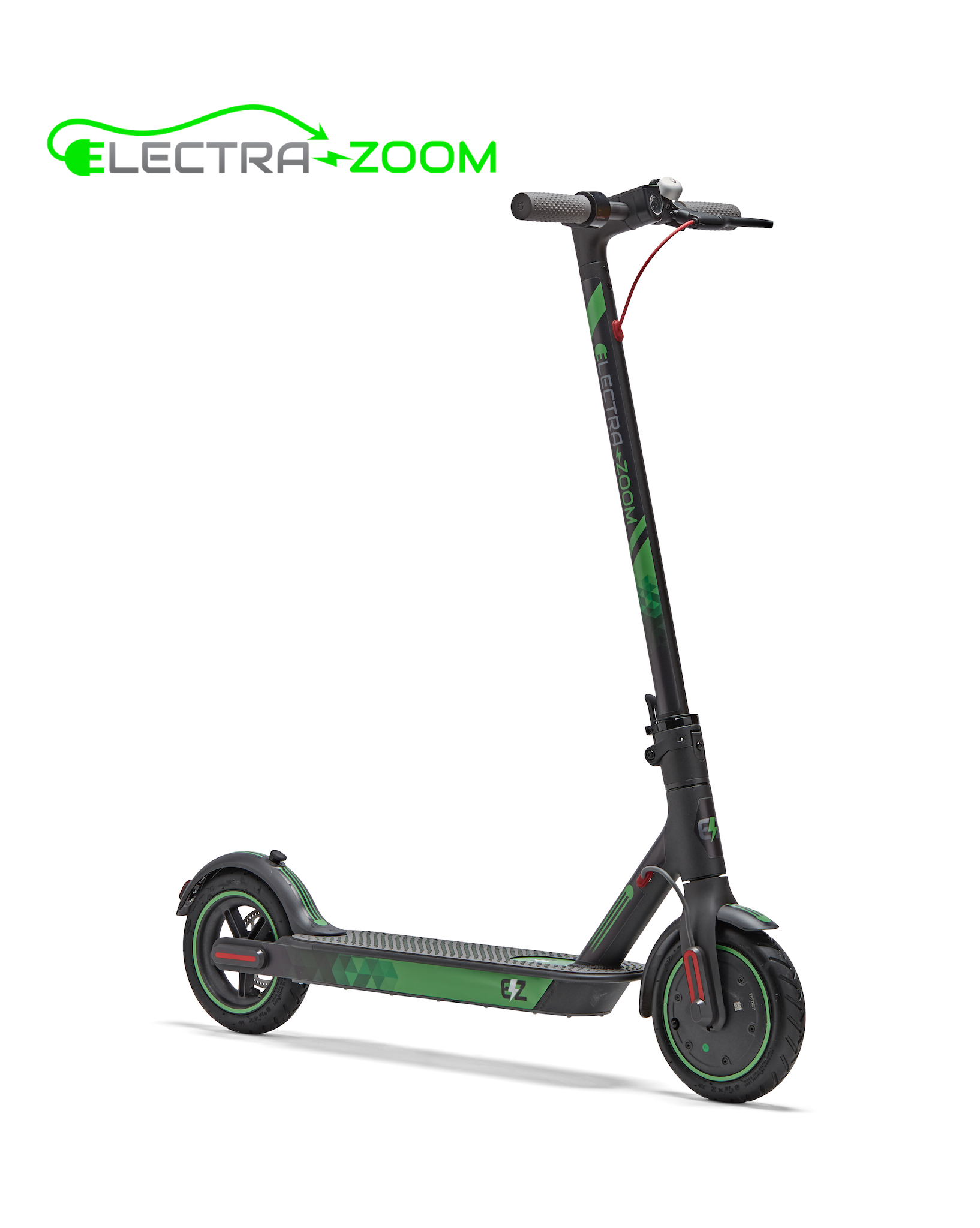Xiaomi M365 Electric Scooter Sticker Kit 'Electric Geometric' - Electra-Zoom
