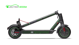 Xiaomi M365 Electric Scooter Sticker Kit 'High Voltage' - Electra-Zoom