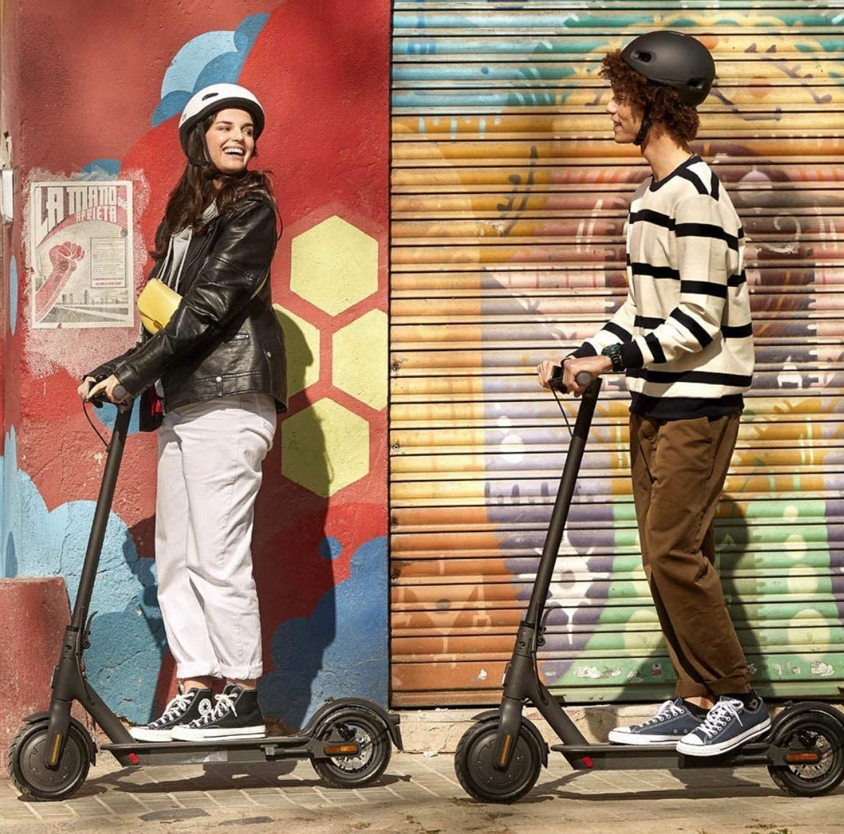 Xiaomi 1S Electric Scooter Urban Transport