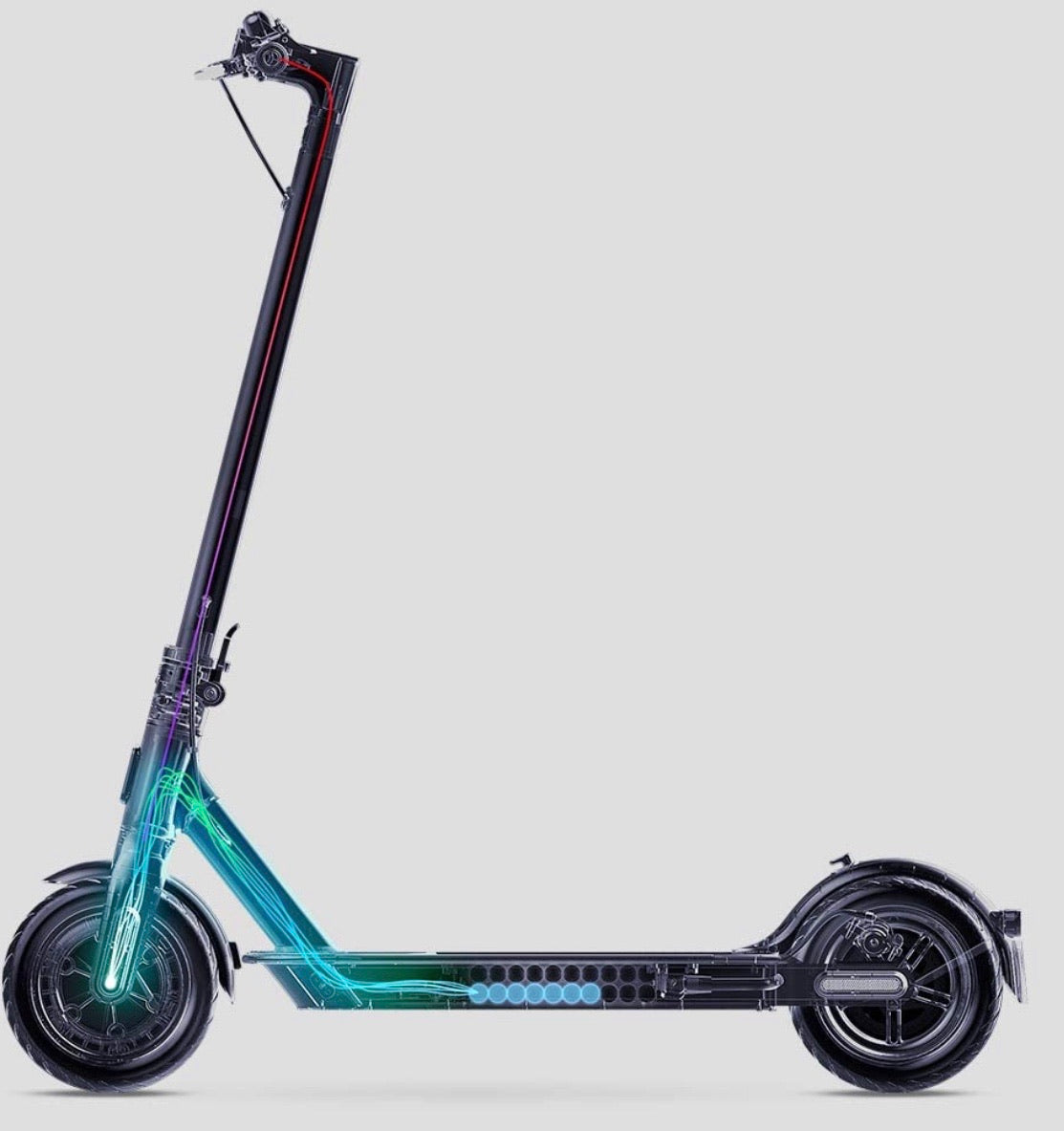 Xiaomi 1S Electric Scooter Improved Battery