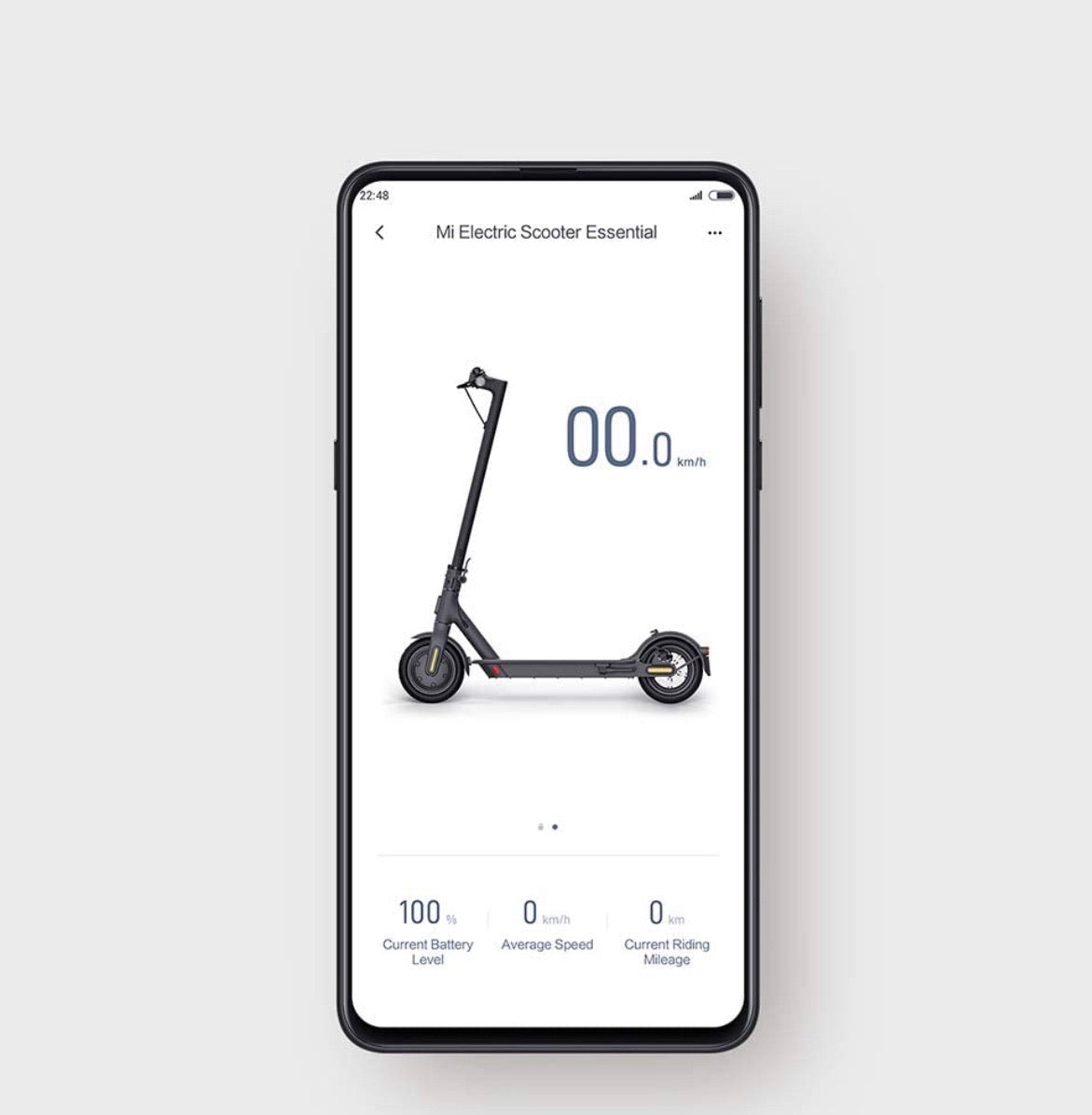 Xiaomi S1 Electric Scooter Smart Phone App