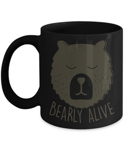 Bearly Alive Coffee Mugs