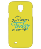 Friday Is Coming Funny Phone Cases