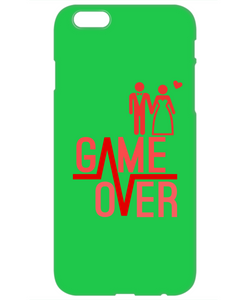 Game Over Funny Phone Cases