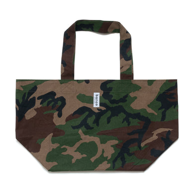 #000 Camouflage Big Tote