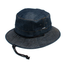 Load image into Gallery viewer, DENIM HIYOKE HAT