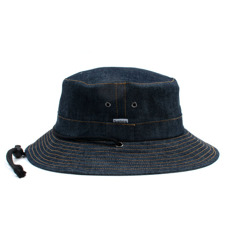 DENIM HIYOKE HAT